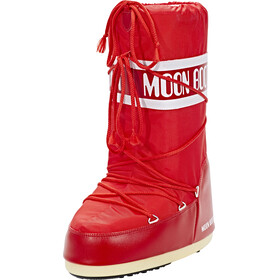 Moon Boot Nylon Unisex Red
